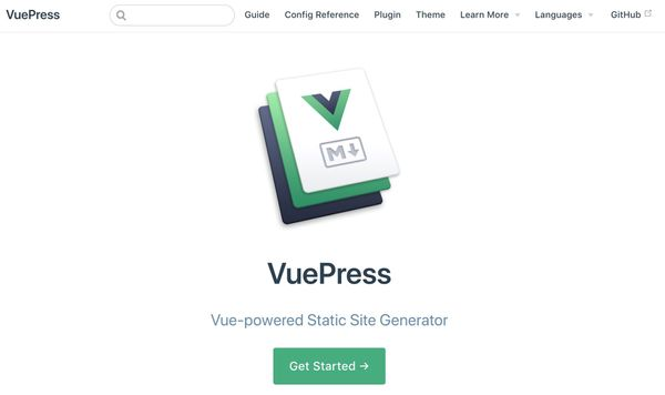 Creating a VuePress Blog