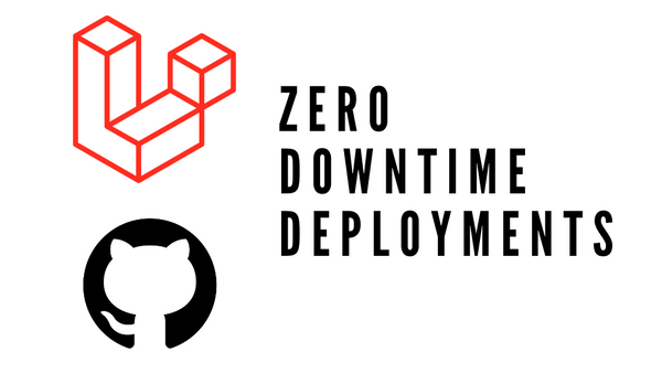 "Zero Downtime Laravel Deployments with ""Laravel Deployer"" and ""Github Actions"""